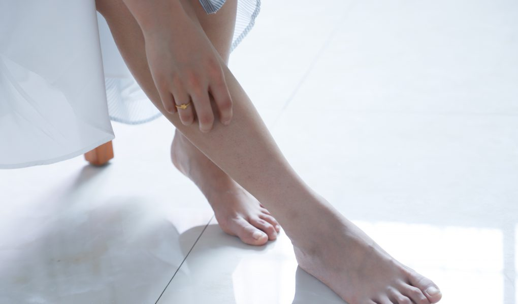 voet valgus
